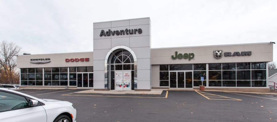 Adventure Chrysler Dodge Jeep RAM