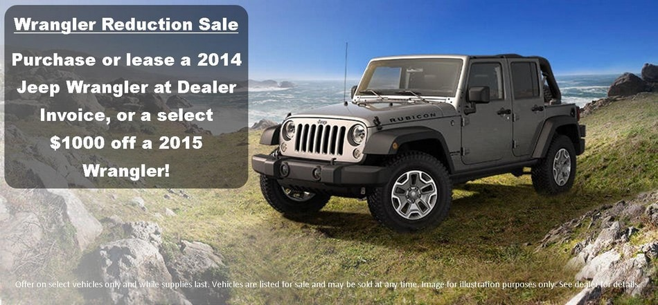 Featured New Chrysler Dodge Jeem RAM Models In Willoughby - Jeep wrangler dealer invoice