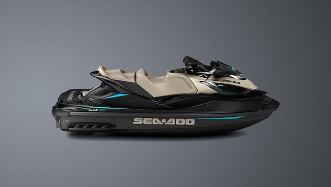 2017 Sea-Doo/BRP GTX Limited S 260