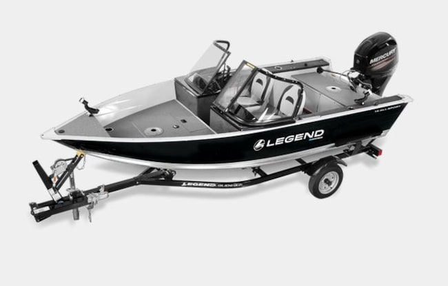 2017 Legend Boats IN STOCK NEW!  15 AllSport