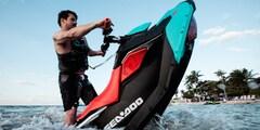 2018 Sea-Doo/BRP SPARK 3UP TRIXX 900 HO ACE