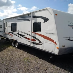 2008 FLEETWOOD BackPack 280RLSS