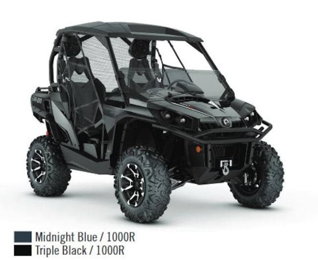 2018 CAN-AM Commander 1000 Limited