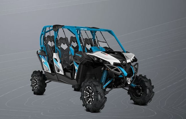 2017 CAN-AM Maverick Max 1000R X MR