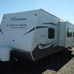 2012 COACHMEN catalina santara series 251RBKS