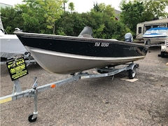 2000 LUND BOAT CO IMPACT 1775