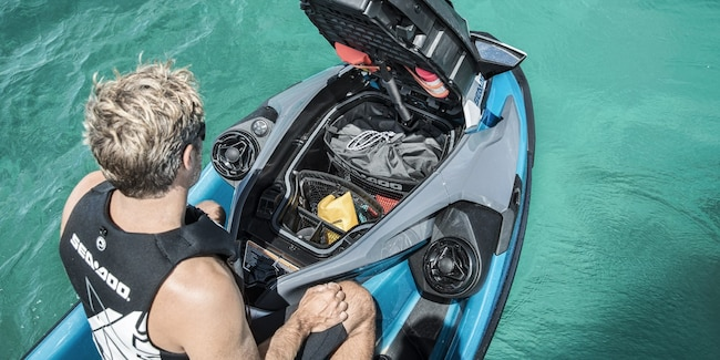 2018 Sea-Doo/BRP GTX 155 w/SOUND SYSTEM