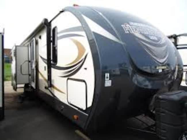 2018 SALEM BY FOREST RIVER Hemisphere T300BH