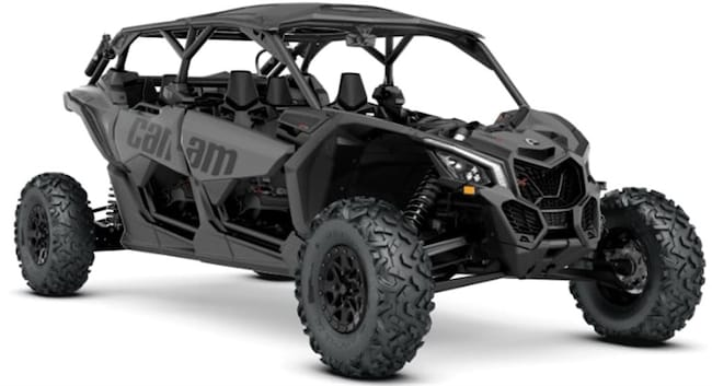 2018 CAN-AM Maverick X3 Max X ds Turbo R -