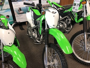 2018 KAWASAKI KLX140L $29.00 WEEKLY TAX IN! O.A.C.