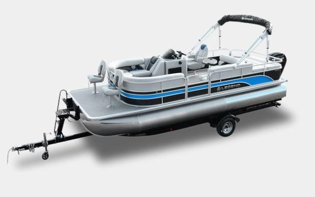 2017 Legend Boats Enjoy Flexibility Sport $89.00 weekly 1 left