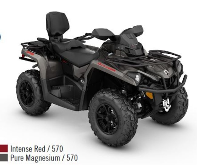 2018 CAN-AM Outlander Max 570 XT