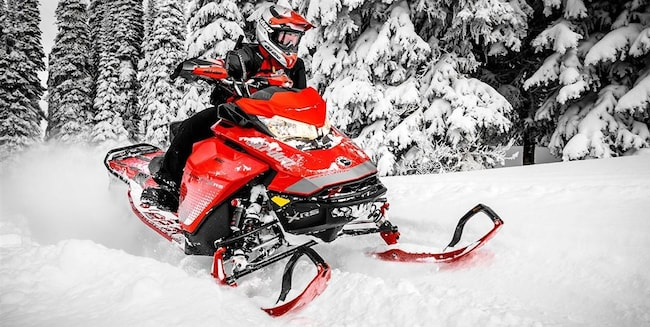 2019 SKI-DOO Backcountry X-RS 850 E-TEC - SPRING ONLY -