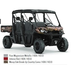 2018 CAN-AM Defender Max XT