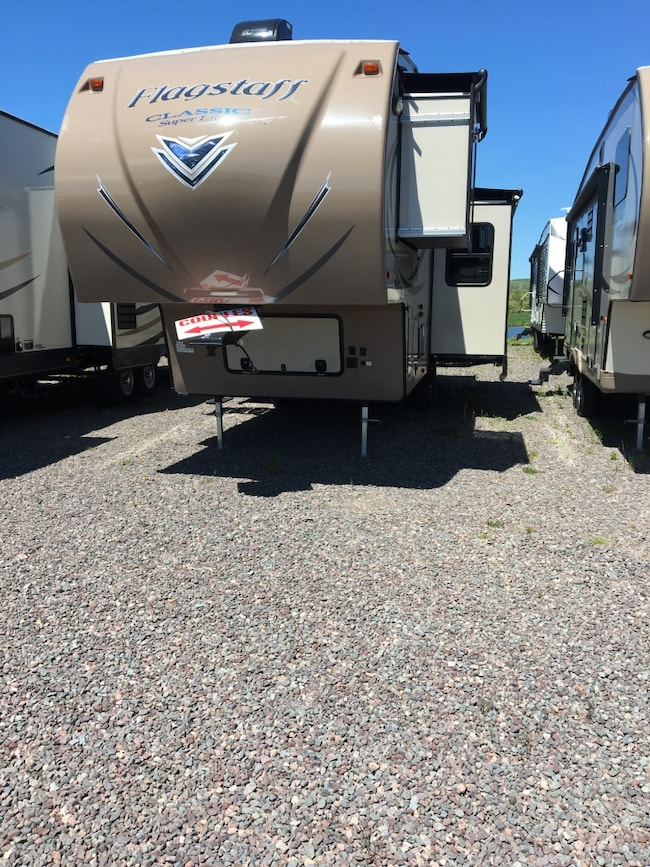 2017 Flagstaff by Forest River 8528CKWSA Clearance (NO PAY 4/6 MONTHS) $11000 OFF -