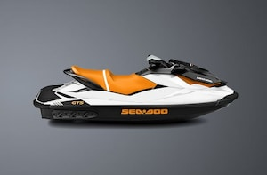 2017 Sea-Doo/BRP GTS