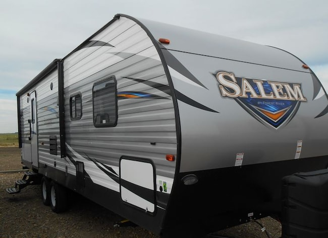 2018 SALEM BY FOREST RIVER 27DBK $69.50 Weekly o.a.c