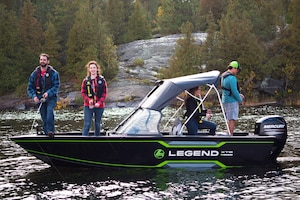 2019 Legend Boats 16 XTE SPORT