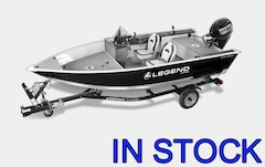 2017 Legend Boats IN STOCK 15 Angler sold