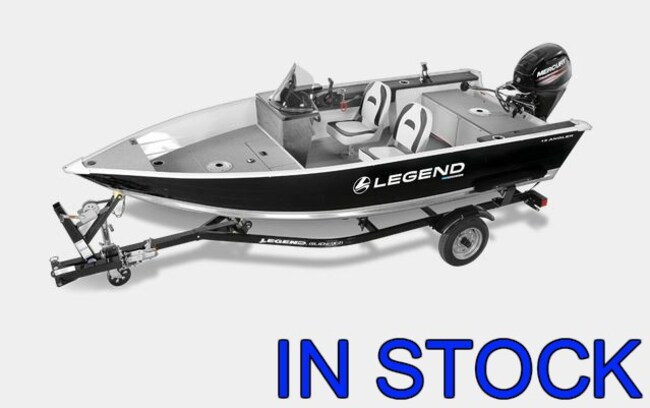 2017 Legend Boats IN STOCK 15 Angler