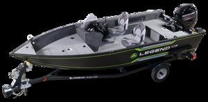 2019 Legend Boats 16 XTE SC