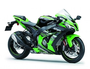 2017 KAWASAKI Ninja ZX-10R ABS Kawasaki Racing Team Edition