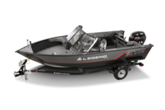 2018 Legend Boats 18 XTR TROLLER   NEW