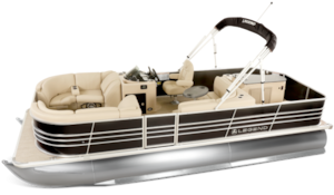 2018 Legend Boats BayShore Bar
