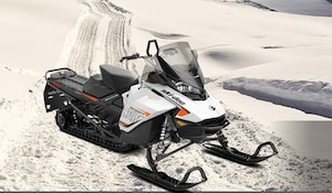 2018 SKI-DOO 1 LEFT! RENEGADE BACKCOUNTRY 850 E-TEC