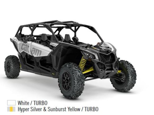 2018 CAN-AM Maverick X3 Max Turbo Turbo