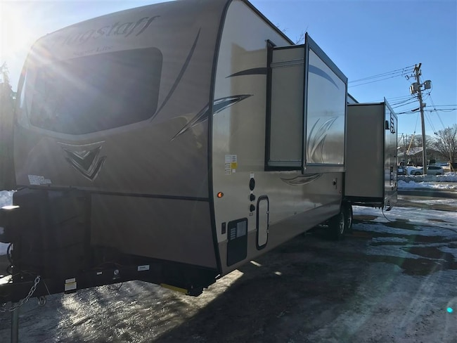 2018 Flagstaff by Forest River Super Lite 29KSWS $104.00 Weekly o.a.c