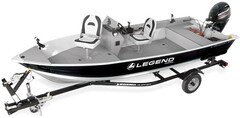 2018 Legend Boats 16 Prosport SC