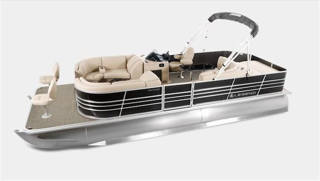 2017 Legend Boats  BayShore EXT -