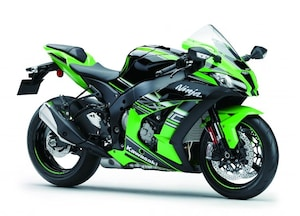 2017 KAWASAKI Ninja ZX-10R Kawasaki Racing Team Edition