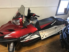 2008 POLARIS 750 TURBO 4-STROKE LOW KM