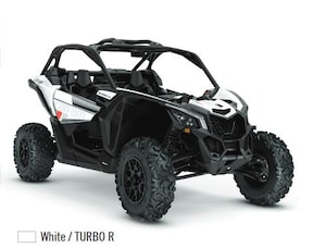 2018 CAN-AM Maverick X3 Turbo R Turbo R