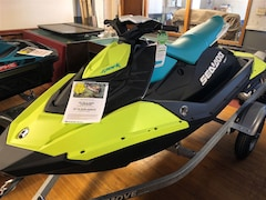 2018 Sea-Doo/BRP SPARK 3UP IBR/CONV PAC NO PAY 4/6 MONTHS HO ACE