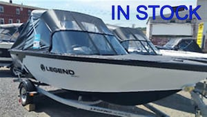 2018 Legend Boats IN STOCK X18 -