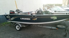 2001 Legend Boats V-150 PROSPORT $85.00 BI-WEEKLY