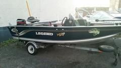 2001 Legend Boats V-150 PROSPORT $85.00 BI-WEEKLY