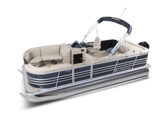 2018 Legend Boats 1 LEFT BayShore Cruise $67.13 weekly o.a.c