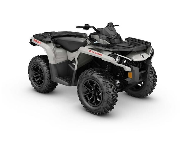 2017 CAN-AM Outlander DPS 650 new