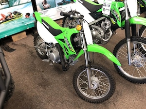 2017 KAWASAKI KLX110 $66.00 BI-WEEKLY TAX IN! O.A.C.