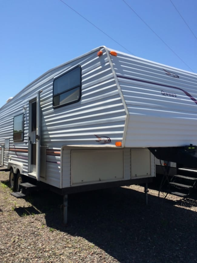 2000 JAYCO 23A  AS IS SPECIAL!!