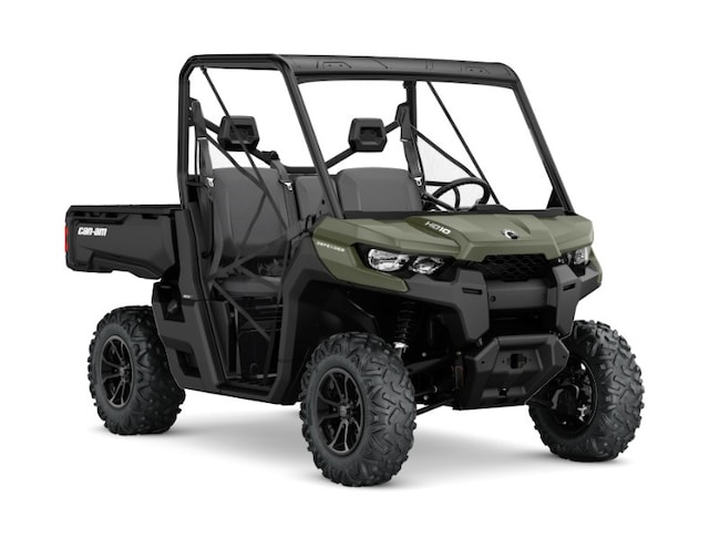 2018 CAN-AM Defender HD10