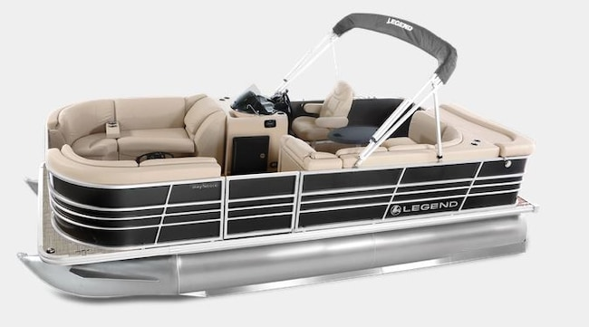 2017 Legend Boats NEW BayShore Cruise $65.00 WEEKLY TAX IN O.A.C. Full Incloser