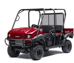 2018 KAWASAKI Mule 4010 Trans  4X4