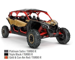 2018 CAN-AM Maverick X3 Max X rs Turbo R -