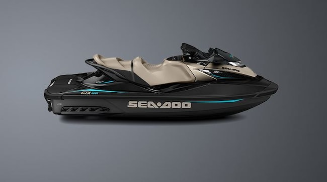 2017 Sea-Doo/BRP GTX Limited 300