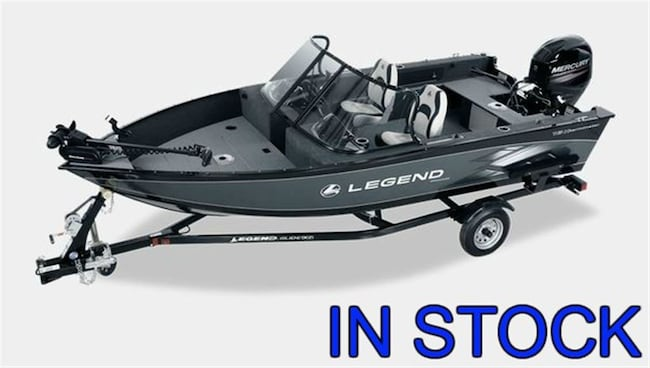 2017 Legend Boats 1 left NEW!  16 Xterminator D pkg $54 WEEKLY -